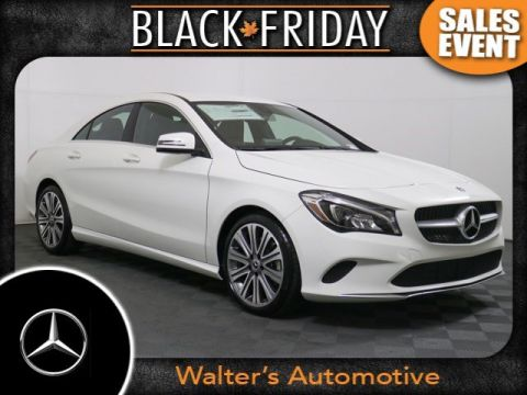 New MercedesBenz CLA For Sale  Walters Automotive