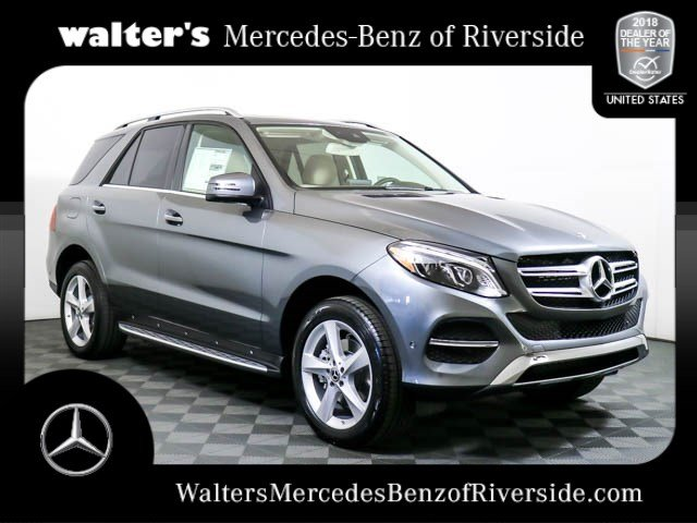 New 2018 mercedes benz gle gle 350 suv in riverside for Walter s mercedes benz riverside