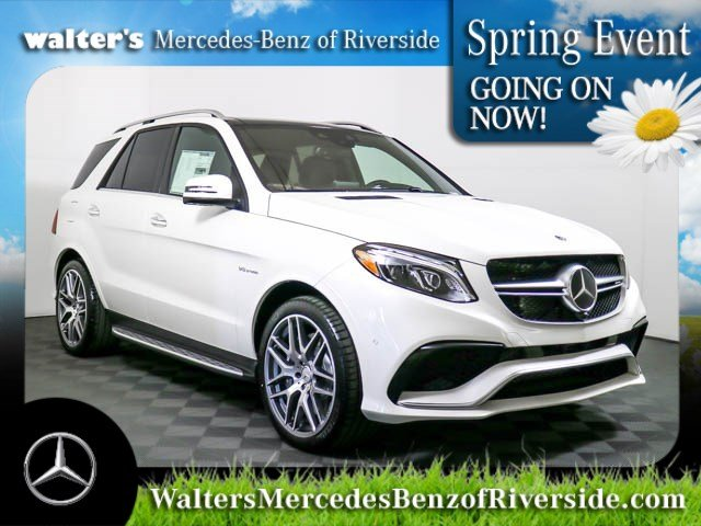 Pre-Owned 2018 Mercedes-Benz GLE AMG® GLE 63 SUV