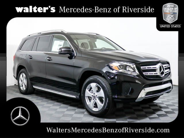 New 2019 Mercedes Benz Gls Gls 450 Suv In Riverside 53793n