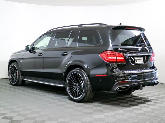 New 2018 mercedes benz gls amg gls 63 suv suv in for Mercedes benz amg suv 2018