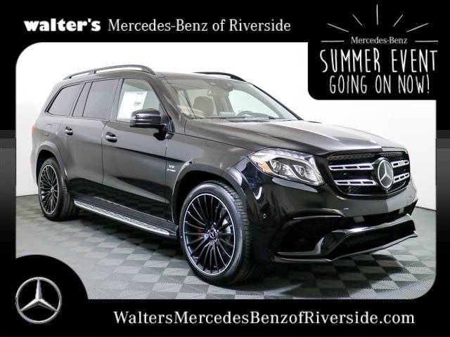 New 2018 mercedes benz gls amg gls 63 suv suv in for Walters mercedes benz riverside