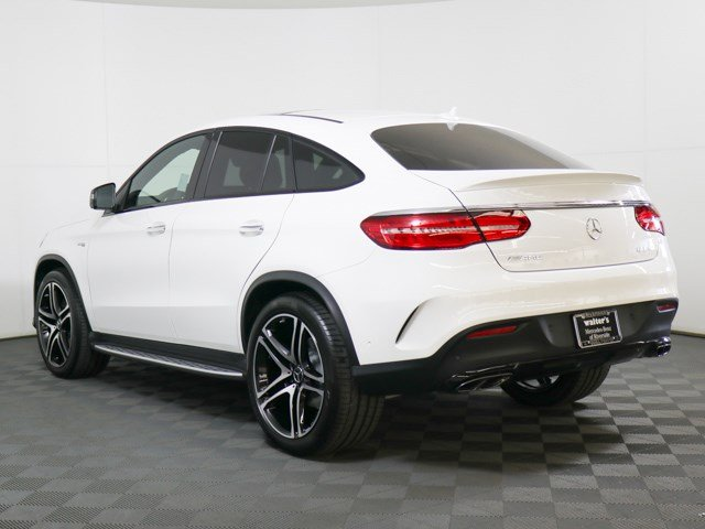 New 2019 Mercedes Benz Gle Amg Gle 43 Coupe Coupe In Riverside