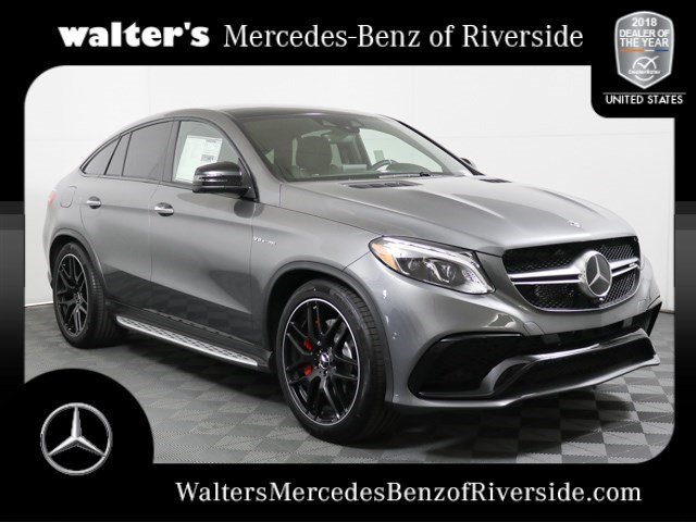 New 2019 Mercedes Benz Gle Amg Gle 63 S Coupe Coupe In Riverside