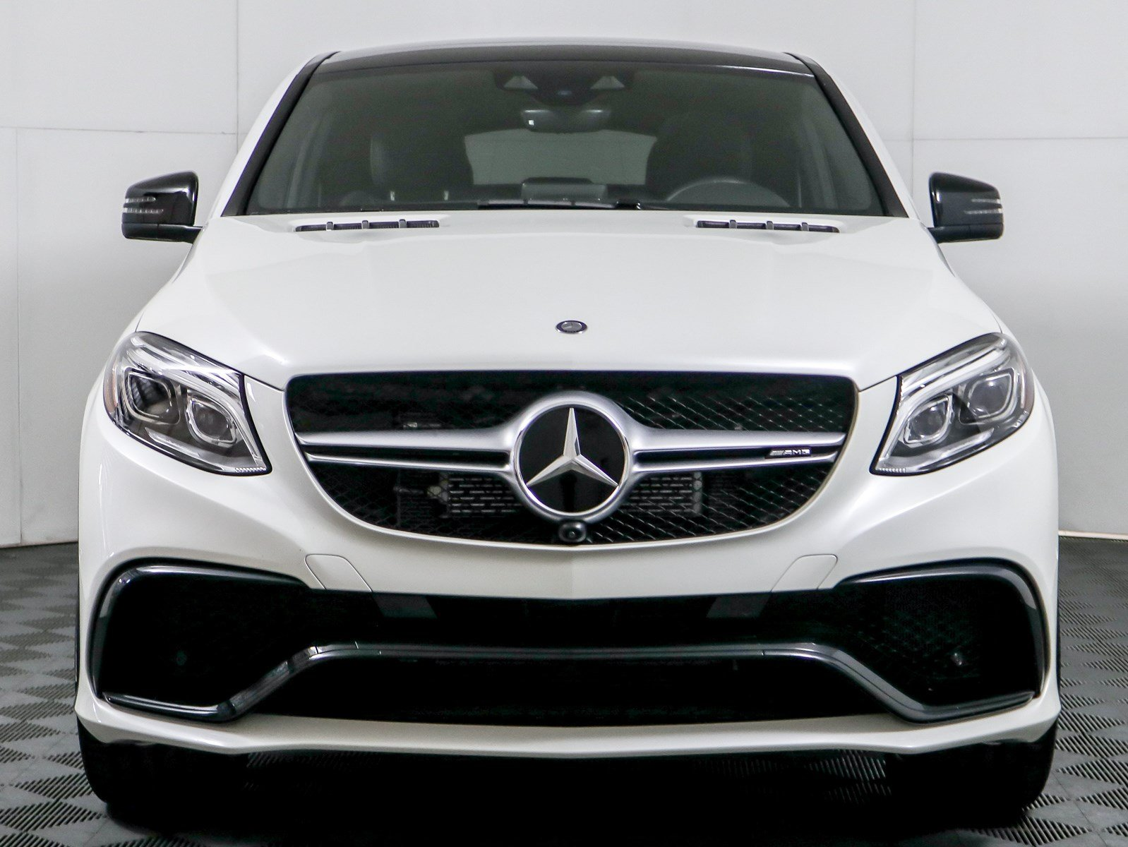 Certified Pre-Owned 2017 Mercedes-Benz GLE AMG® GLE 63 S Coupe