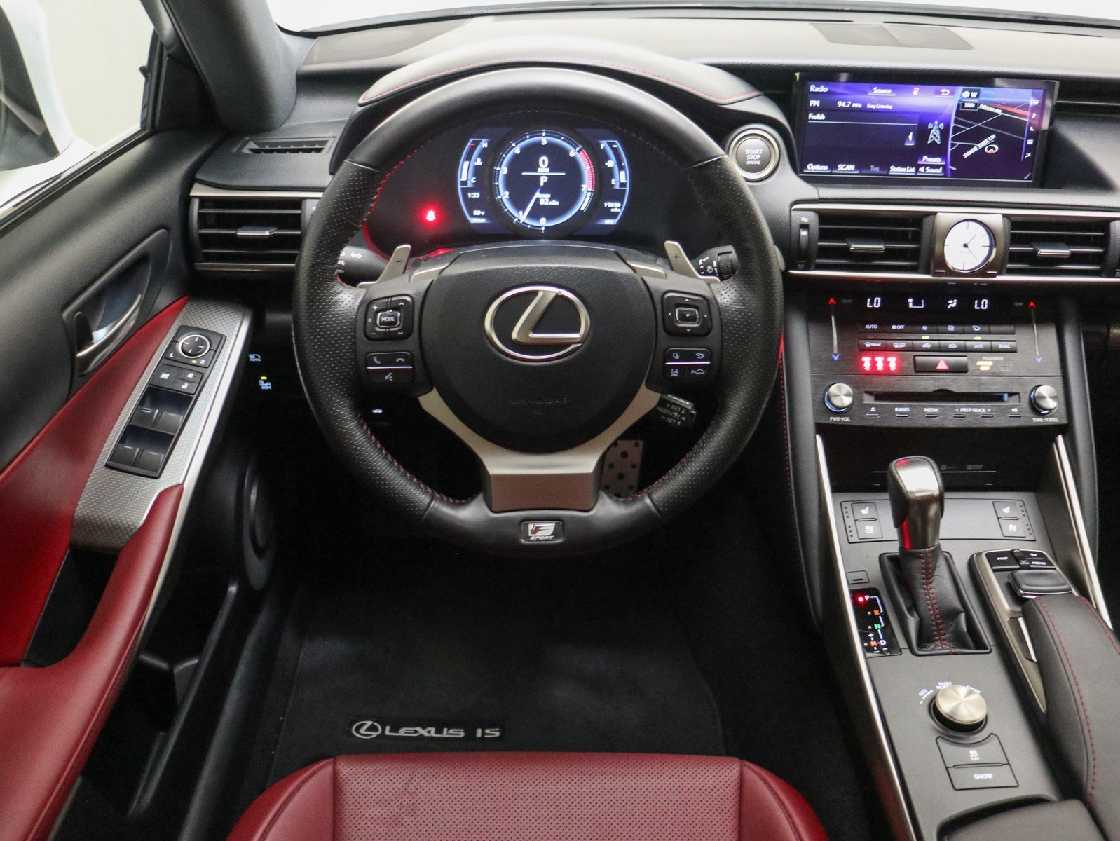 Pre-Owned 2017 Lexus IS 200t F Sport