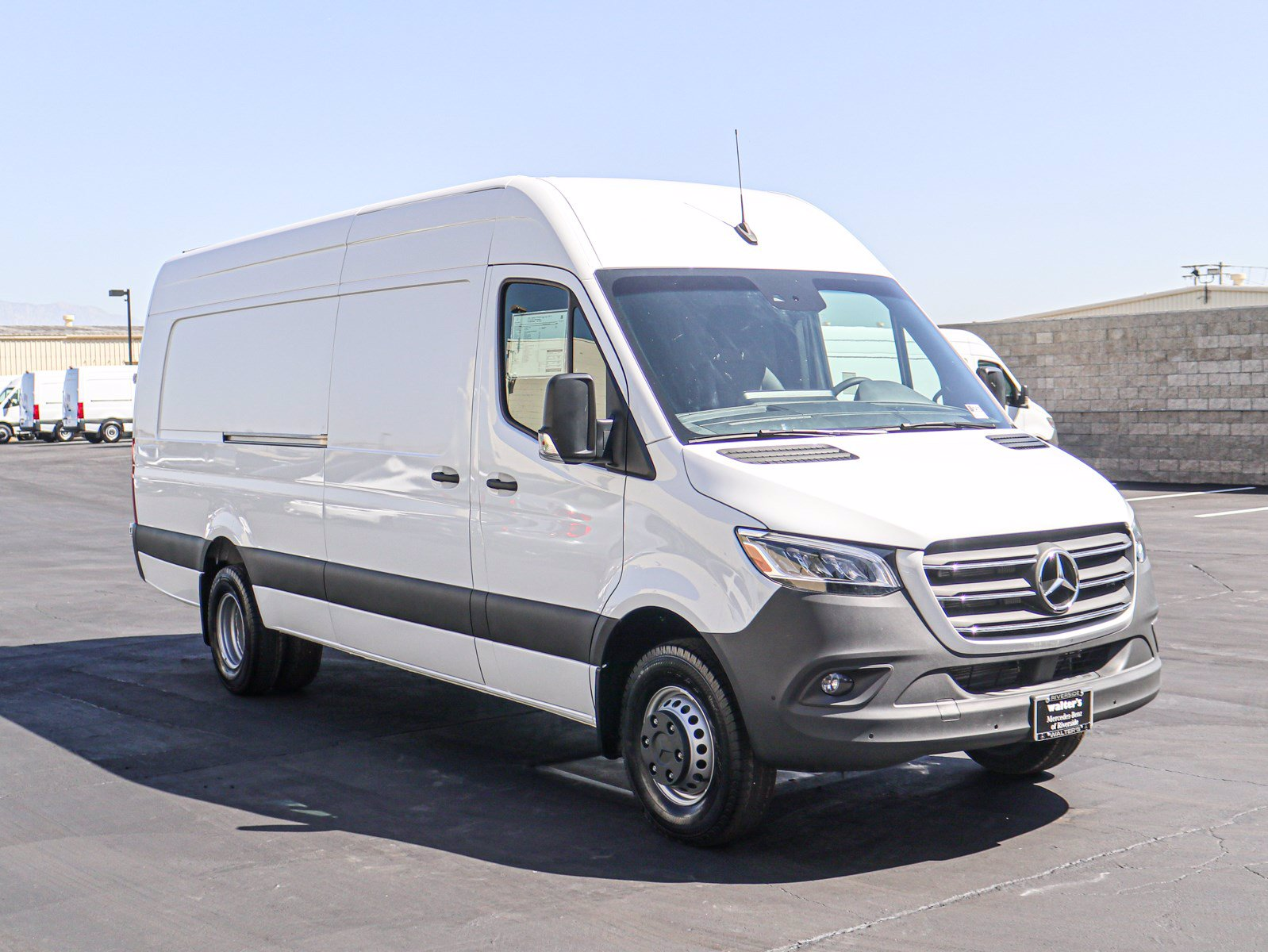 New 2020 Mercedes-Benz Sprinter Extended Cargo Van