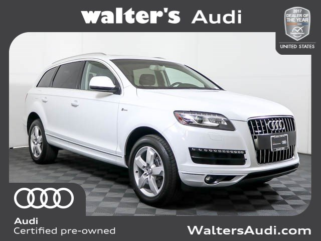 Pre-Owned 2015 Audi Q7 3.0T Premium SUV in Riverside #7286UA ...