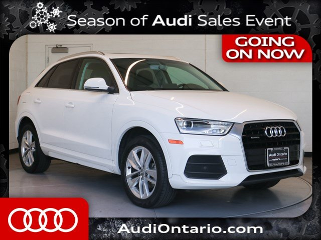 Pre Owned 2016 Audi Q3 Premium Plus