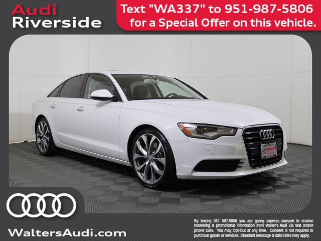 Pre-Owned 2015 Audi A6 2.0T Premium Plus