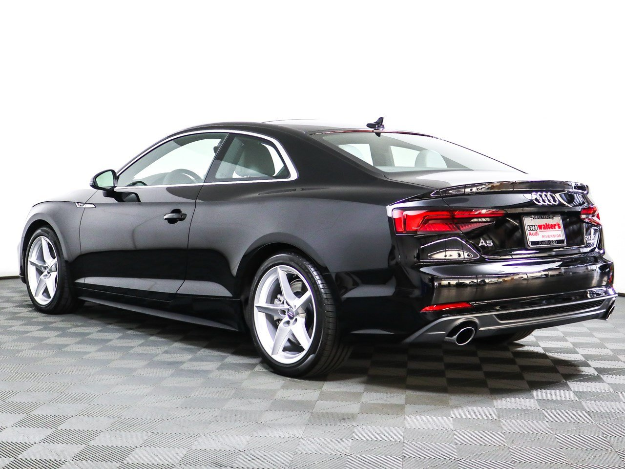 Pre-Owned 2018 Audi A5 Coupe Premium