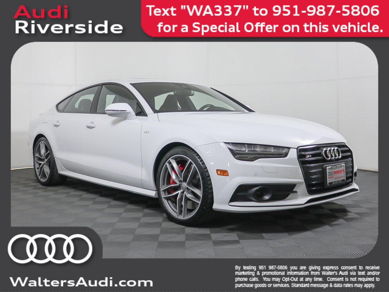 Pre-Owned 2017 Audi S7 Premium Plus