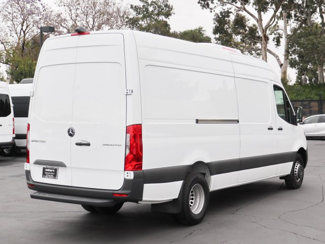 New 2019 Mercedes-Benz Sprinter 3500 Cargo Van w/ Pro Air Refrigeration  System 170