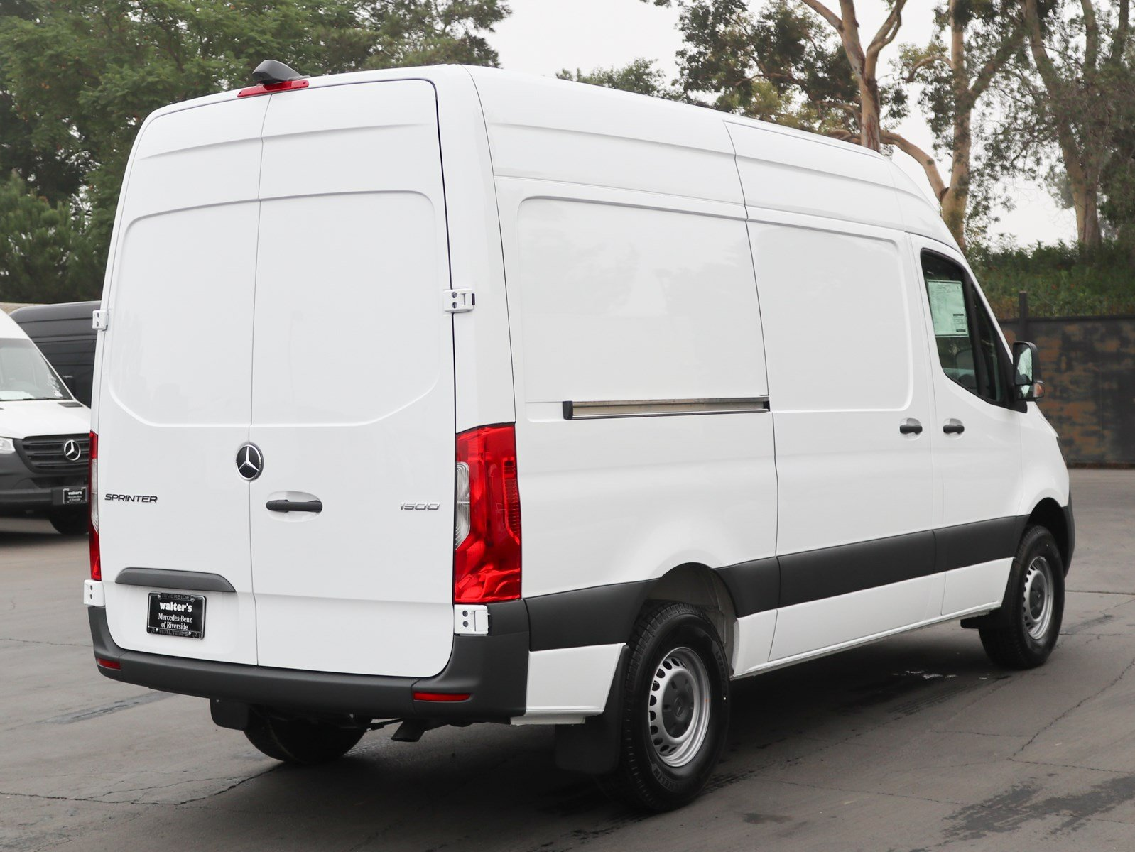 New 2019 Mercedes-Benz Sprinter 1500 Cargo Van