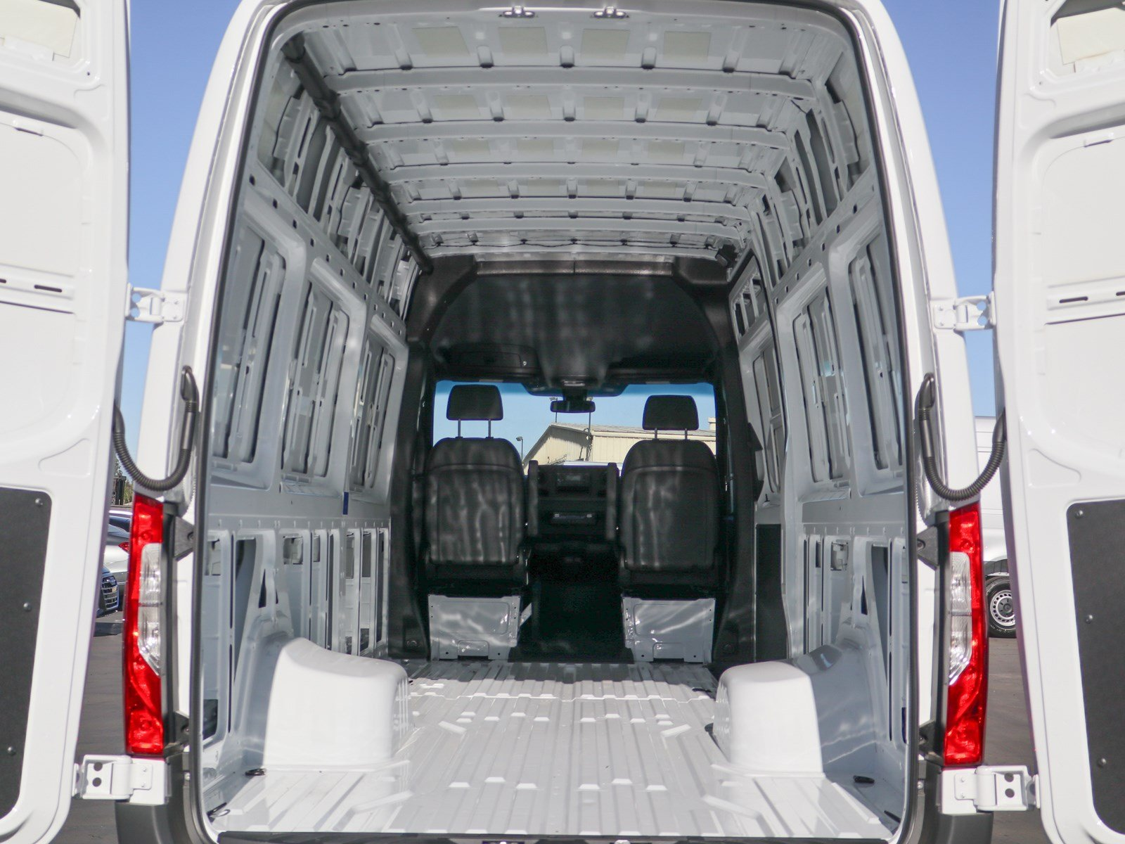 New 2019 Mercedes-Benz Sprinter 3500 Cargo Van