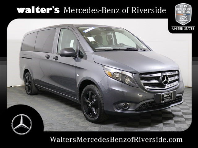 New 2019 Mercedes-Benz Premier Luxury Metris Passenger Van