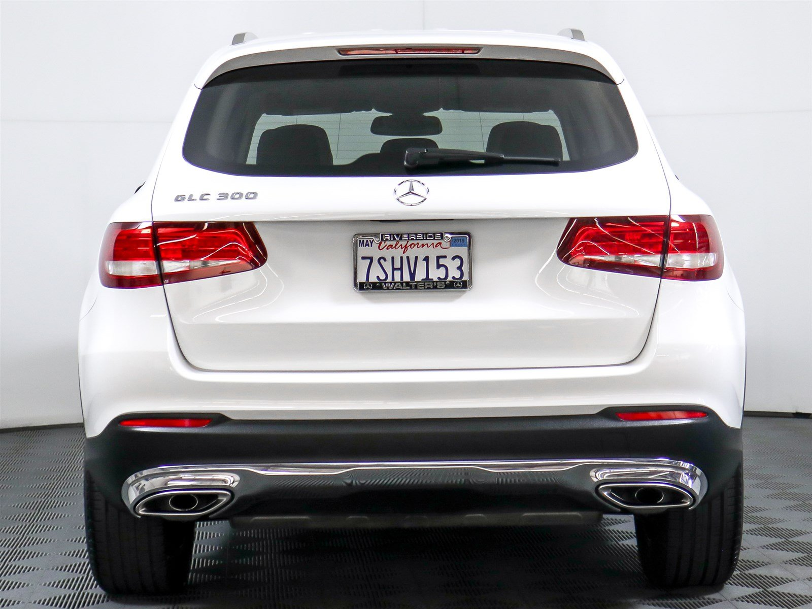 Certified Pre Owned 2016 Mercedes Benz GLC GLC 300 SUV in Riverside