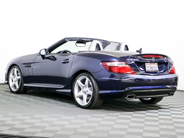 Certified Pre Owned 2016 Mercedes Benz SLK SLK 300 Sport