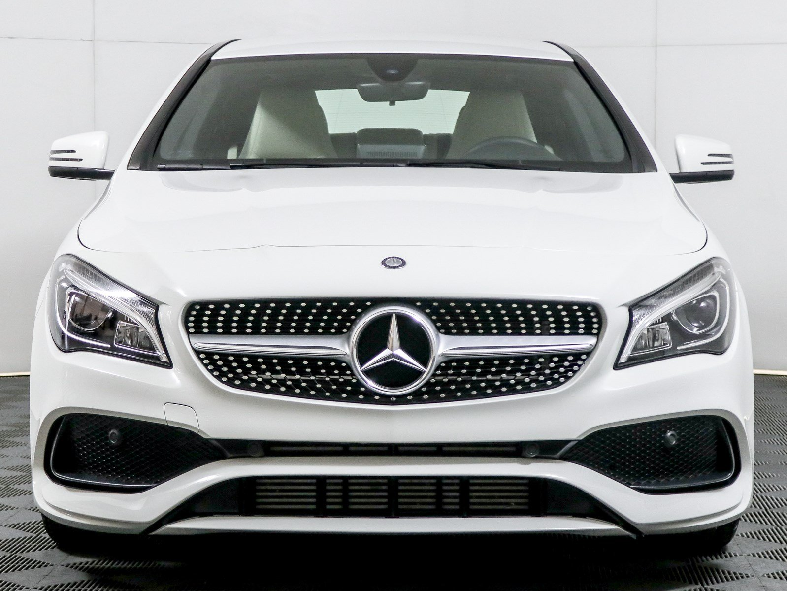 Certified Pre-Owned 2017 Mercedes-Benz CLA CLA 250 Sport