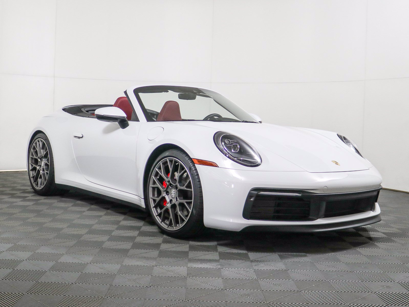 Pre Owned 2020 Porsche 911 Carrera 4s Convertible In Riverside 8233up Walter S Mercedes Benz Of Riverside