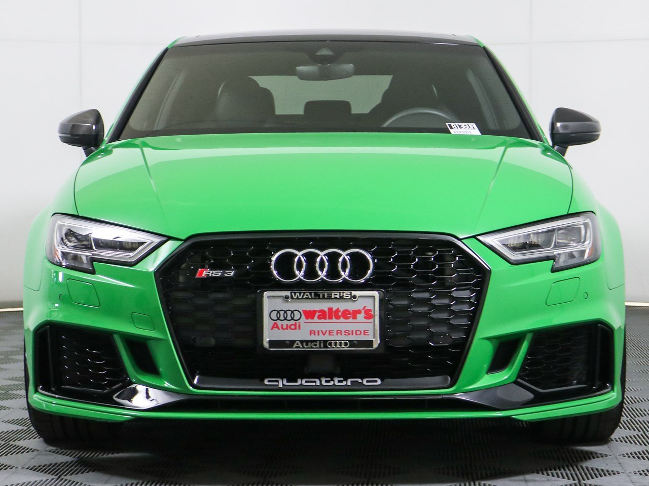 Pre-Owned 2018 Audi RS 3