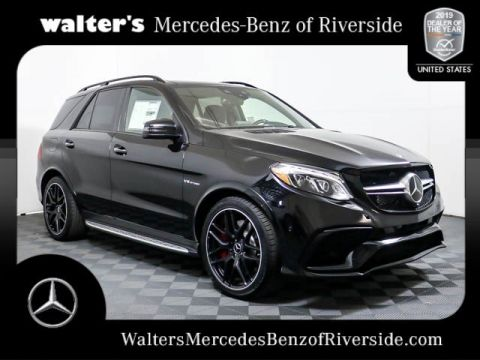 Pre-Owned 2018 Mercedes-Benz GLE AMG® GLE 63 S SUV