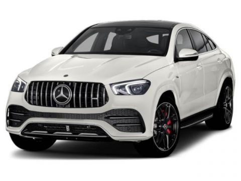 New 2021 Mercedes-Benz GLE AMG® GLE 53 4MATIC®