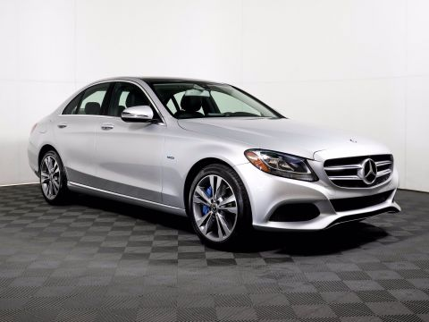 Pre-Owned 2017 Mercedes-Benz C-Class C 350
