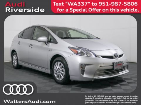 Pre-Owned 2014 Toyota Prius Plug-In