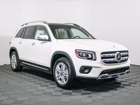 New 2020 Mercedes-Benz GLB GLB 250