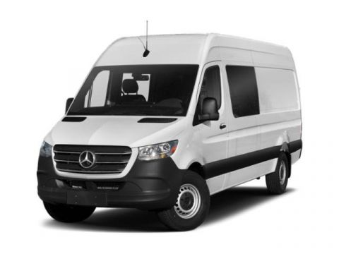New 2020 Mercedes-Benz Sprinter Crew Van