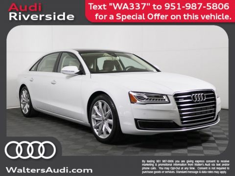 Pre-Owned 2016 Audi A8 L 3.0T