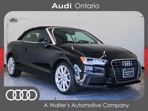 Pre-Owned 2015 Audi A3 Cabriolet 1.8T Premium