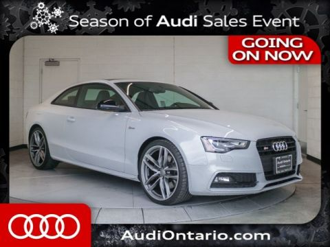 Pre-Owned 2016 Audi S5 Premium Plus