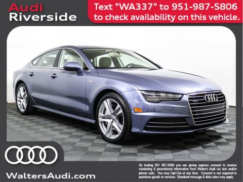 Pre-Owned 2017 Audi A7 Premium Plus