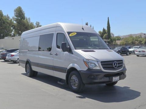 Pre-Owned 2016 Mercedes-Benz Sprinter 3500 Extended Cargo Van