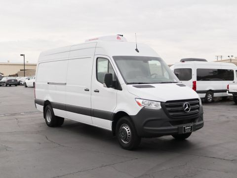 New 2019 Mercedes-Benz Sprinter 3500 Cargo Van w/ Pro Air Refrigeration System
