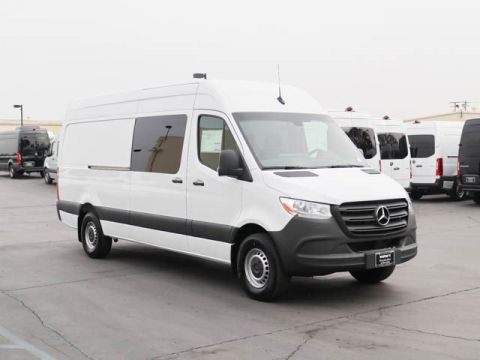 New 2019 Mercedes-Benz Sprinter 2500 Crew Van