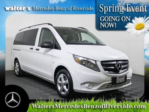 Pre-Owned 2016 Mercedes-Benz Metris Passenger Mini-Van