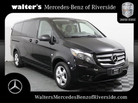 New 2018 Mercedes-Benz Metris Premier Luxury Passenger Van