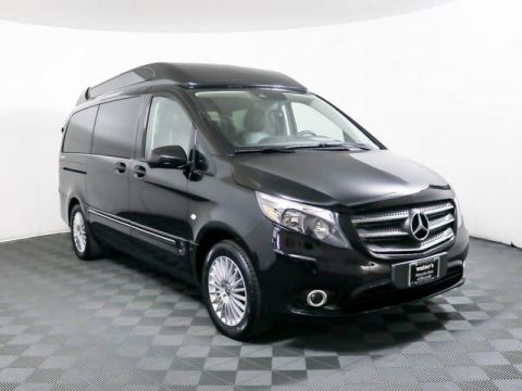 New 2019 Mercedes-Benz Metris Passenger Van w/ Explorer Luxury Package