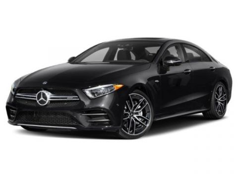 New 2019 Mercedes-Benz CLS AMG® CLS 53 S 4MATIC®
