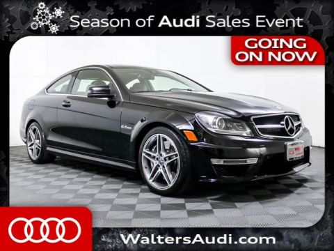 Pre-Owned 2014 Mercedes-Benz C-Class AMG® C 63 Coupe