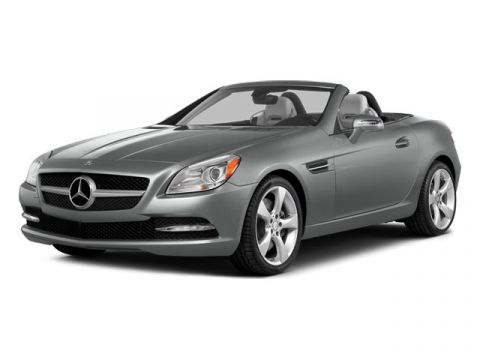 Pre-Owned 2014 Mercedes-Benz SLK SLK 350 Sport