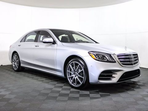 Pre-Owned 2020 Mercedes-Benz S-Class S 560