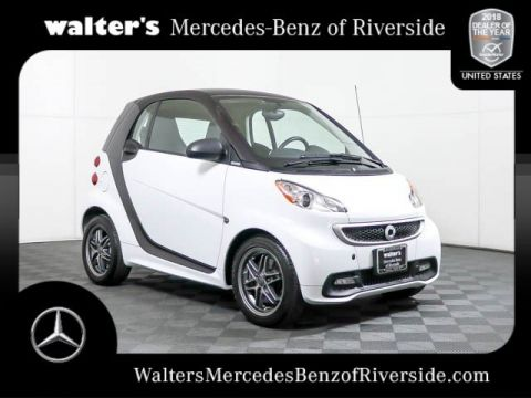 Pre-Owned 2015 smart smart fortwo coupe fortwo coupe