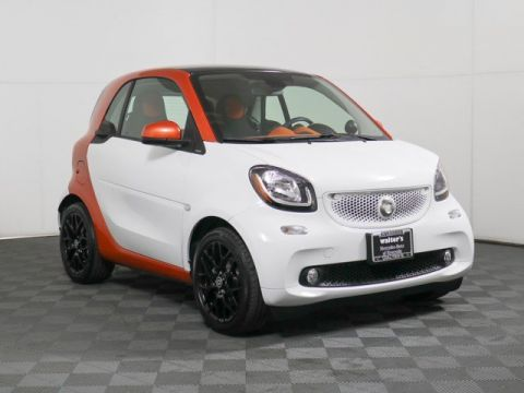 Pre-Owned 2016 smart SMT fortwo coupe