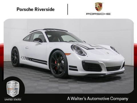 Pre-Owned 2017 Porsche 911 Carrera S Coupe Endurance Racing Edition