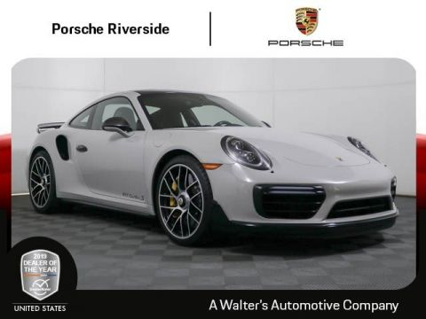 Pre-Owned 2018 Porsche 911 Turbo S