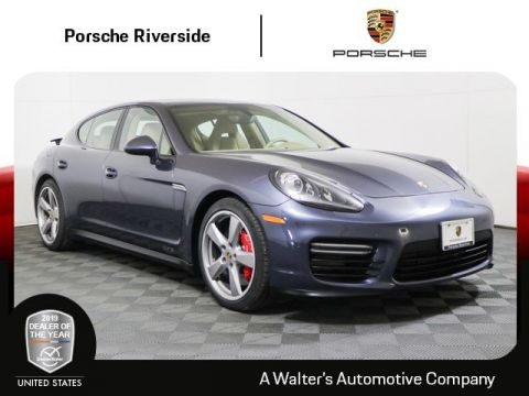 Pre-Owned 2015 Porsche Panamera GTS